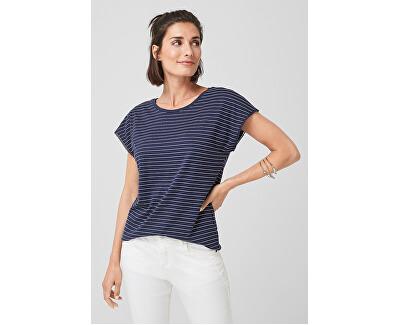 Dámske tričko 14.906.32.6769.58G1 Dark Blue Stripes