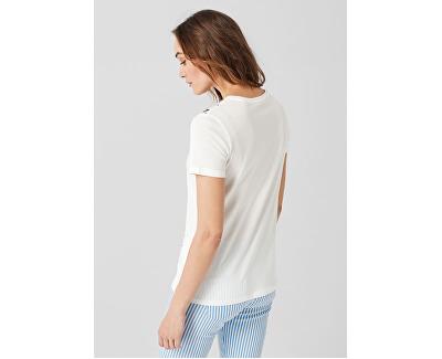 Dámske tričko 21.904.32.4385.02D0.32 White Snake Print