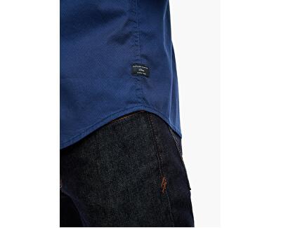 Herrenhemd13.003.21.7235.5670 Dark ink blue