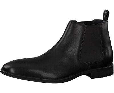 Pánske členkové topánky Black 5-5-15300-33-001