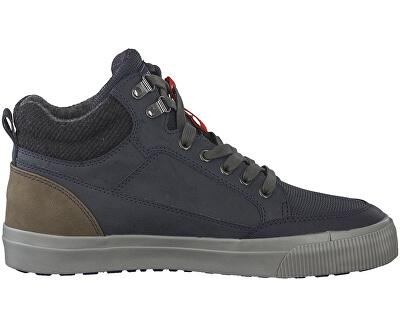 Pánske členkové topánky Navy 5-5-15224-23 -805