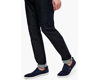 Herren Slip-on Navy 5-5-14600-24-805