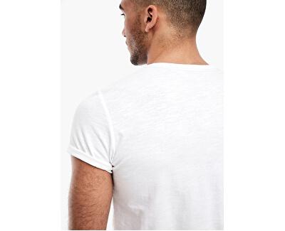 Herren T-Shirt 13.003.32.4738.0100 White