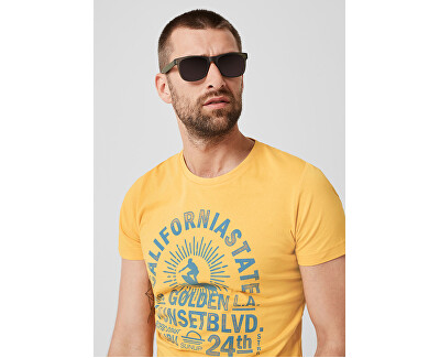 Pánske tričko 13.906.32.4727.1425 Yellow Friend