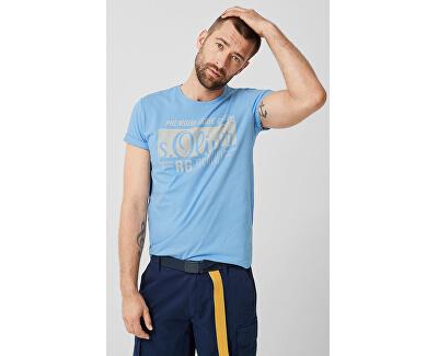 Pánske tričko 13.906.32.5206.5330 Holiday Blue