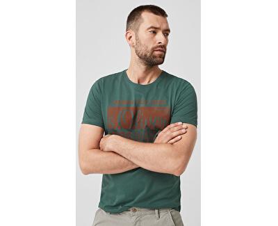 Pánske tričko 13.906.32.5206.7897 Green