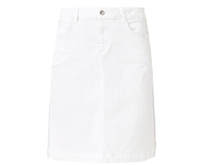 Dámska sukňa 14.906.79.2896.01Z8 White Denim Stretch