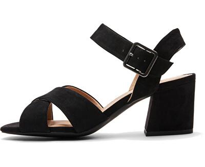 Damensandalen Black 5-5-28316-24-001