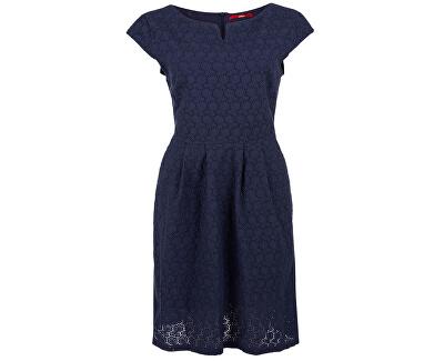 S.Oliver Dámske šaty 14.804.82.7702.5835 Dark Steel Blue