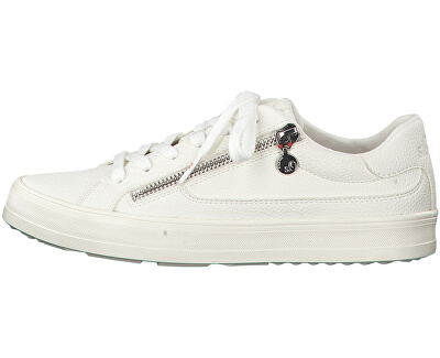 Pantofi pentru femei White 5-5-23615-23 -100