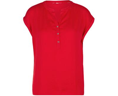 Damenbluse .3123 Luminous red