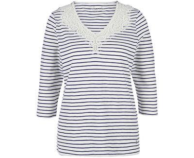 Damen T-Shirt 14.003.39.5983.58G7 strip