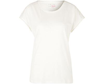 Dámske tričko 14.906.32.7067.0210 Creme
