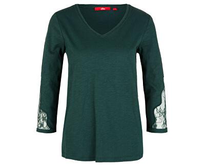 Doamnelor tricou 14.908.39.2699.7897 Emerald