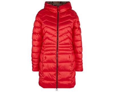 Dámsky kabát 05.909.52.3237.3125 Scarlet