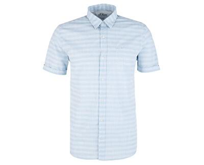 Pánska košeľa 13.906.22.2237.51G1 Blue Mist