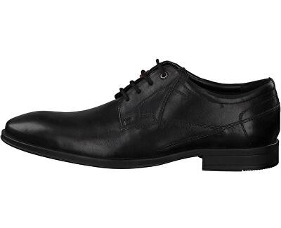 Pánske poltopánky Black 5-5-13203-33 -001