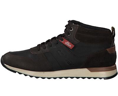 Tenisky Dark Brown 5-5-15222-33-302