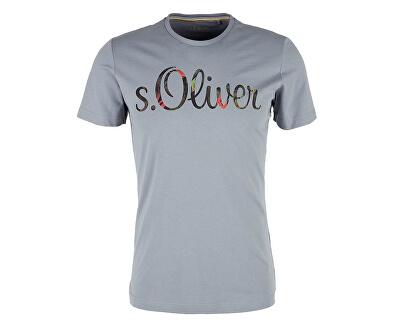 Pánske tričko 13.905.32.4281.95A1 Ice Grey
