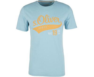 Pánske tričko 13.906.32.4658.5230 Fjord Blue
