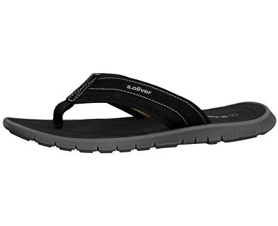 Herren Flip Flops Black 5-5-17207-34-001