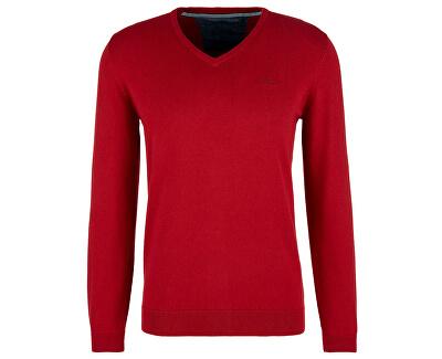 Pánský svetr 03.899.61.5233.31W0 Marker Red Melange