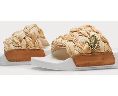 Dámské pantofle Alie 18709483 Natural