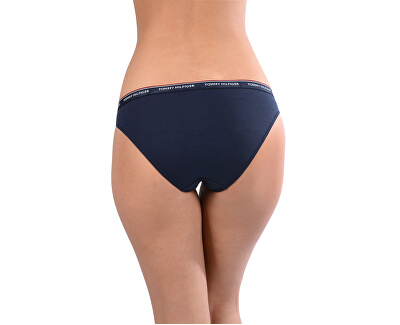 Bale nej 3ks dámskych nohavičiek Essentials 3P Bikini UW0UW00043-012