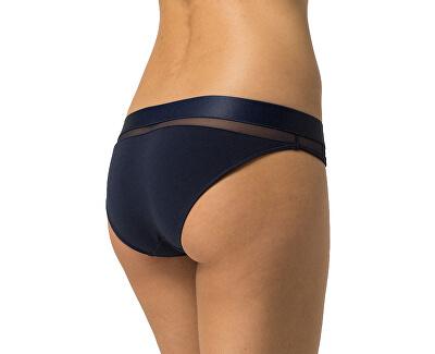 Dámske nohavičky Sheer Flex Cotton Bikini UW0UW00022-416 Navy Blazer