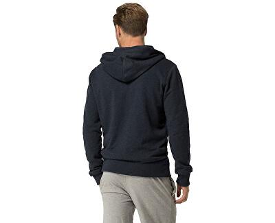 Pánská mikina s kapucí Icon Heavyweight Knit Zipthru Hoody 2S87905806-416 Navy Blazer