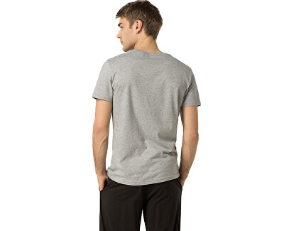Pánské triko Cotton Icon SS Tee Logo UM0UM00054-004 Grey Heather