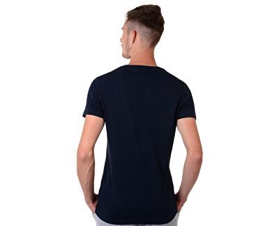 Pánské triko Cotton Icon SS Tee Logo Navy Blazer UM0UM00054-416