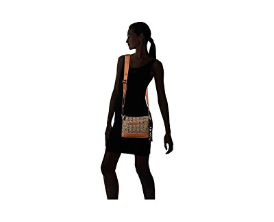 DamenhandtascheTH Lottie Crossbody Tan Dark Chocolate