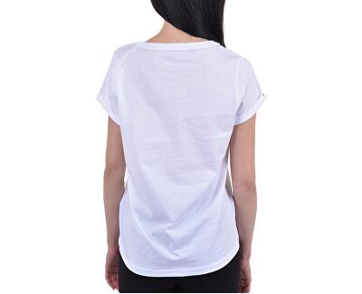 Dámské triko Tommy Original Rn Tee Ss Logo UW0UW01618-100 White