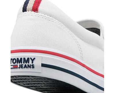 Pánské slip-on Tommy Jeans Textile EM0EM00002-100