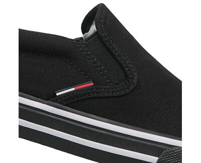 Pánské slip-on Tommy Jeans Textile EM0EM00002-990