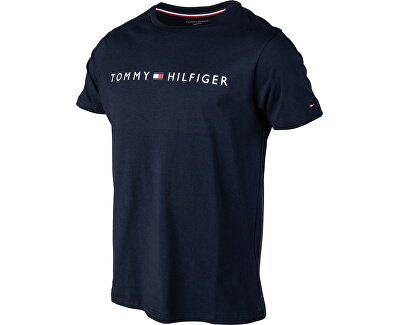 Das T-Shirt der Männer Navy Blaze r Cn Ss T-Stück Logo
