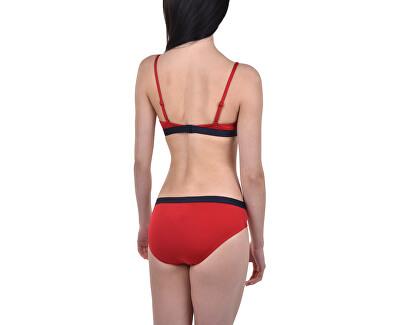 Plavková podprsenka Bralette RP Tango Red UW0UW01435-611
