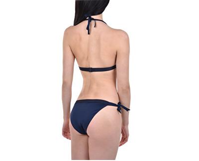 Plavkové kalhotky Cheeky Side Tie Biki Navy Blazer UW0UW01474-416