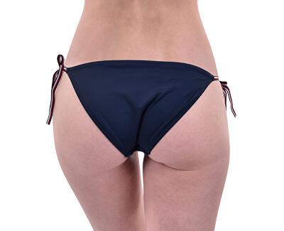 Plavkové kalhotky String Side Tie Biki Navy Blazer UW0UW01468-416