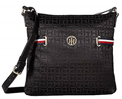 Dámska crossbody kabelka Women`s Sanford North/South Crossbody Black