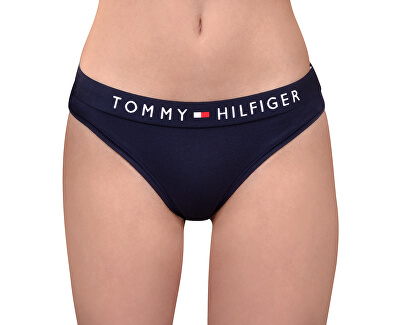 Dámske nohavičky Tommy Original Bikini Navy Blaze r UW0UW01566-416