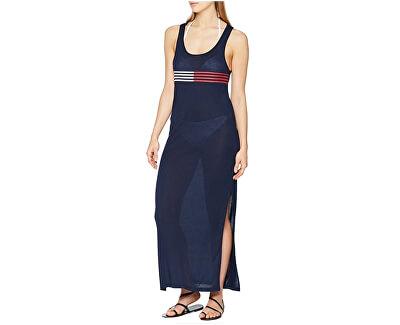 Tommy Hilfiger Rochie pentru femei Tank Dress Navy Blazer UW0UW00811-416