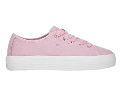 Dámské tenisky Nubuck platform tennis shoes FW0FW04090-518