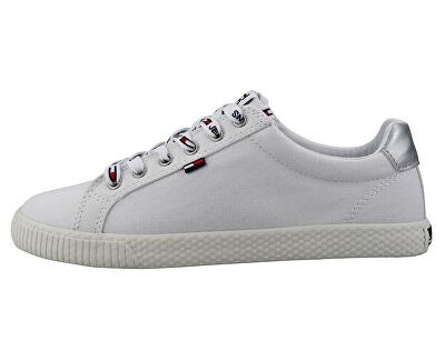 Dámské tenisky Tommy Jeans Casual Sneaker EN0EN00602-100