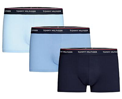 Set von Herren Boxershorts Bl/Cashmere 3P Trunk