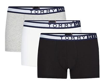 Set von Herren Boxershorts Pvhblack/Pvhwhite/htr 3P Trunk