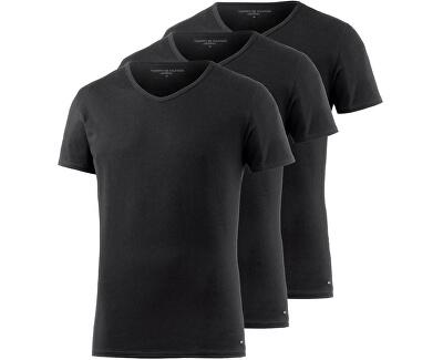 3 PACK - férfi póló  2S87903767-990 Black