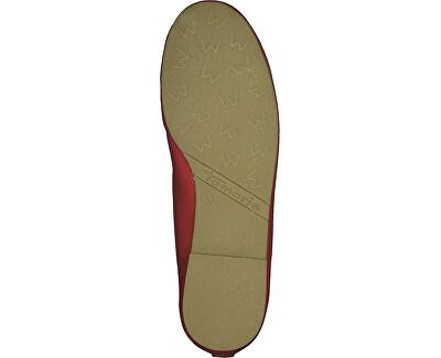 Dámske baleríny 1-1-22123-20-520 Chili Patent