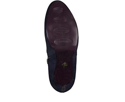 Dámske členkové topánky 1-1-25391-21-805 Navy
